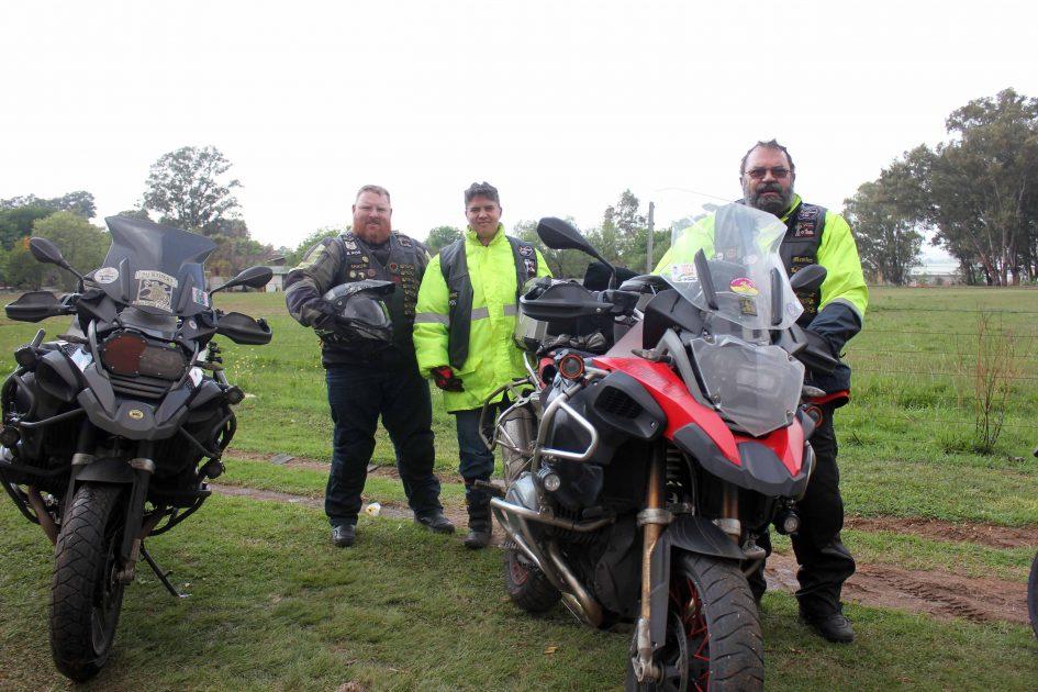 911 Riders, 4 Provinces 4 Charity, Newcastillian 1