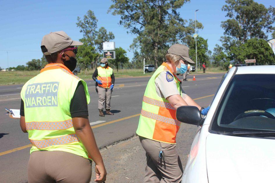 Massive roadblock in town sees launch of SHAYELA'UZBHEKE' campaign