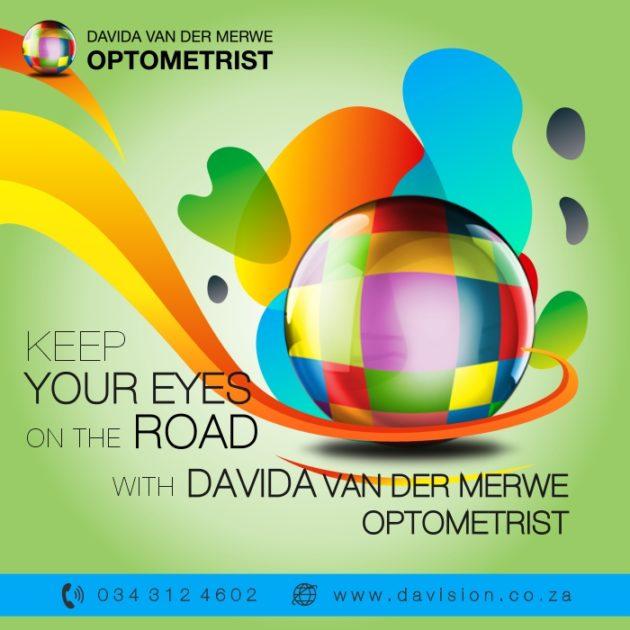 Davida van der Merwe Optometrist - Contact Us